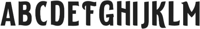 ELDERWEISS Semi Bold Extra Condensed otf (600) Font LOWERCASE