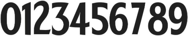 ELDERWEISS Semi Bold Semi Condensed otf (600) Font OTHER CHARS