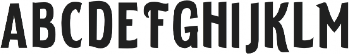 ELDERWEISS Semi Bold Ultra Condensed otf (600) Font LOWERCASE