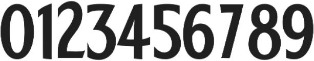 ELDERWEISS Semi Condensed otf (400) Font OTHER CHARS