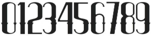 ELPIDA LEAN Regular otf (400) Font OTHER CHARS