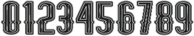 ELPIDA VINTAGE Regular ttf (400) Font OTHER CHARS