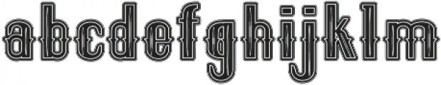 ELPIDA VINTAGE Regular ttf (400) Font LOWERCASE