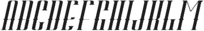 ELVINO Regular otf (400) Font UPPERCASE