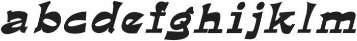 El Dorado otf (700) Font LOWERCASE