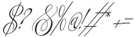 Elastic otf (400) Font OTHER CHARS
