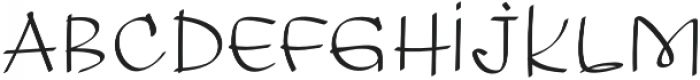 ElasticaRoman otf (400) Font LOWERCASE
