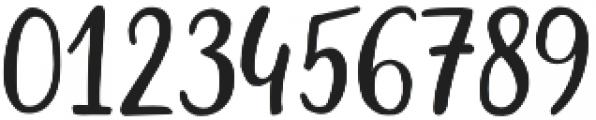 Elderflower otf (400) Font OTHER CHARS