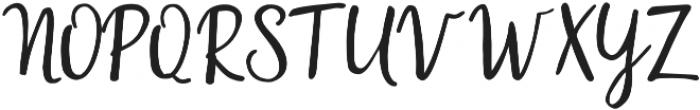 Elderflower otf (400) Font UPPERCASE