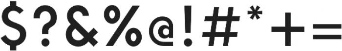 Elenar SemiBold otf (600) Font OTHER CHARS
