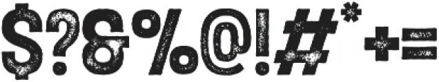 Elixir Print Sans otf (400) Font OTHER CHARS