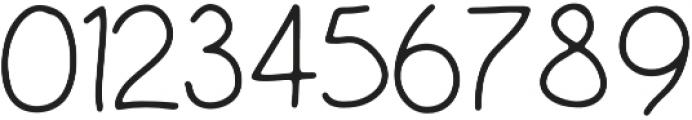 Ellie Mae Regular otf (400) Font OTHER CHARS