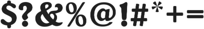 Ellington Regular ttf (400) Font OTHER CHARS