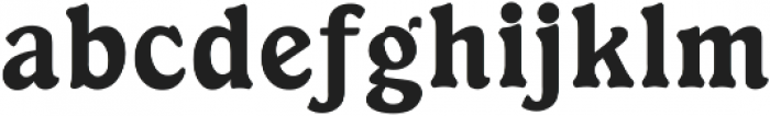 Ellington Regular ttf (400) Font LOWERCASE
