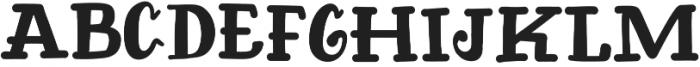 Ellinikon (null) otf (400) Font LOWERCASE