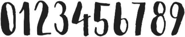 Ellise Naomy otf (400) Font OTHER CHARS