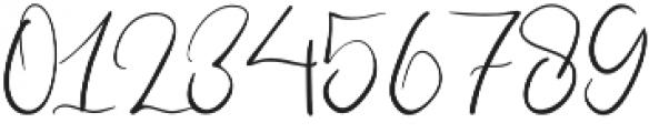 Elmah otf (400) Font OTHER CHARS