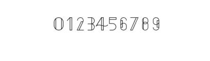 elegantor Font OTHER CHARS
