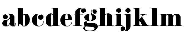 Eloquent Caption Font LOWERCASE