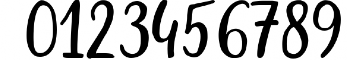 Elderflower script + logos Font OTHER CHARS