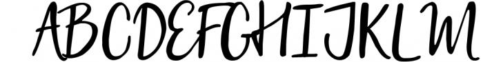 Elderflower script + logos Font UPPERCASE