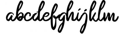 Elegant Font Bundle | Logo Font 2 Font LOWERCASE
