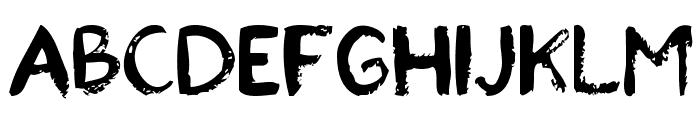 El Arropeiro Font LOWERCASE