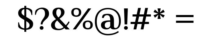 El Messiri SemiBold Font OTHER CHARS