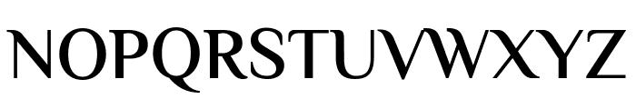 El Messiri SemiBold Font UPPERCASE