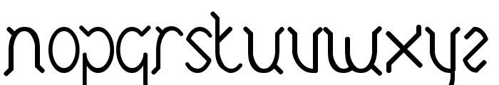 El-Wonko Font LOWERCASE