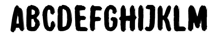 El camino Font UPPERCASE
