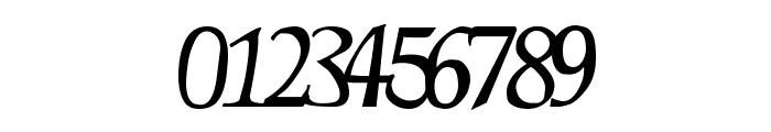 ElGarrett Regular Font OTHER CHARS