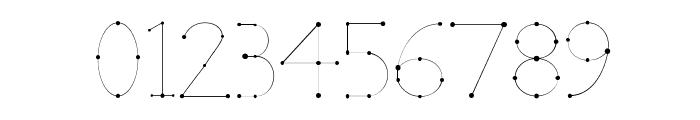 Elara Font OTHER CHARS