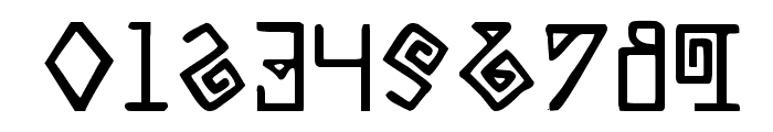 Elder Magic Font OTHER CHARS