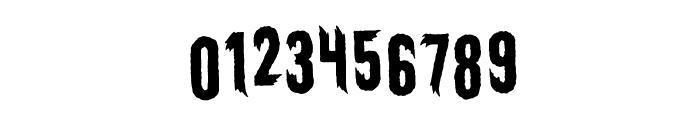 ElderGodsBB Font OTHER CHARS