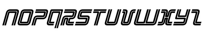 Election Day Bold Italic Font LOWERCASE
