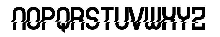 Electric Shocker Font UPPERCASE