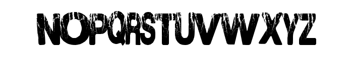 ElectricalStorm Font UPPERCASE
