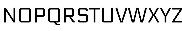 Electrolize-Regular Font UPPERCASE
