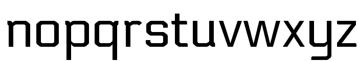 Electrolize-Regular Font LOWERCASE
