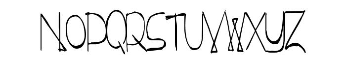 ElectronicVoyage Font UPPERCASE