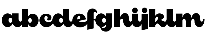 Electronics PERSONAL USE Font LOWERCASE