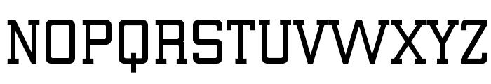 ElectrumADFExp-Bold Font UPPERCASE