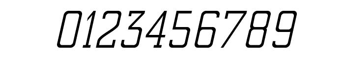 ElectrumADFExp-Oblique Font OTHER CHARS
