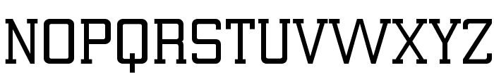 ElectrumADFExp-SemiBold Font UPPERCASE