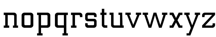 ElectrumADFExp-SemiBold Font LOWERCASE