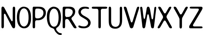 Element Font UPPERCASE