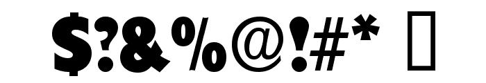 EleutheriaDisplaySSK Font OTHER CHARS