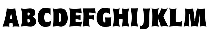 EleutheriaDisplaySSK Font UPPERCASE
