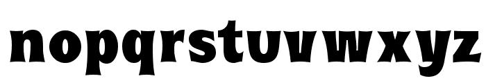 EleutheriaDisplaySSK Font LOWERCASE